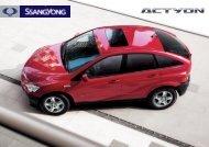 als PDF downloaden - SsangYong-Auto.at