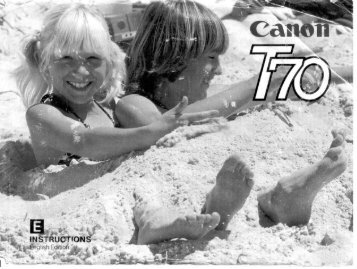 T70 - MFCameras - Free Online Camera Manuals
