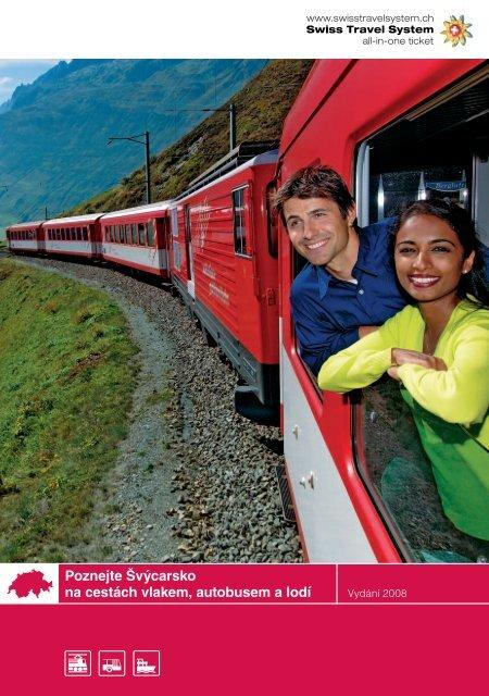 S RailAway bude váš výlet ještě levnější! - Moje Švýcarsko.com