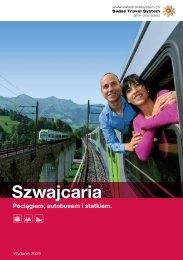Swiss Pass. - Moja Szwajcaria