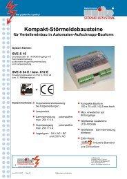 SVE-S 16 - SPRINGSHOLZ GmbH