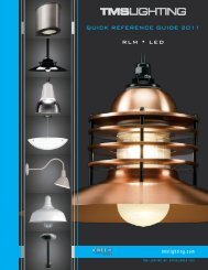 TMS Quick Reference Guide 2011 - TMS Lighting