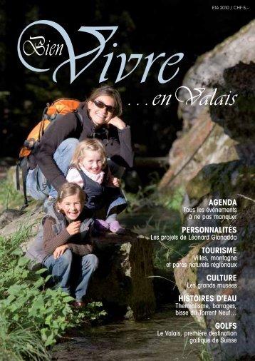 Télécharger le PDF - Bien vivre en Valais