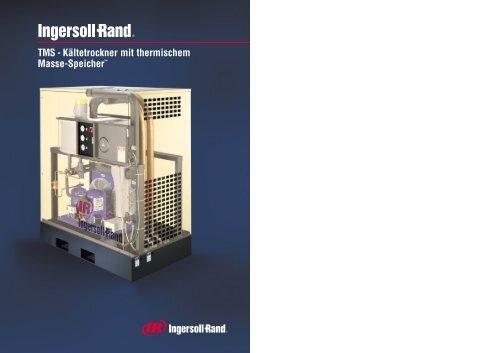 Kältetrockner TMS von Ingersoll Rand