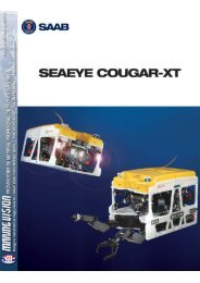 PDF CougarXT01 - Marine Vision SL