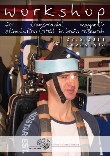 for transcranial magnetic stimulation (TMS) in brain research
