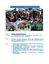 balai besar pengawas obat dan makanan surabaya 2011 - Sistem ...