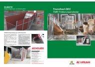 Transfeed DEC TMR Fütterungsroboter - Schauer Agrotronic GmbH