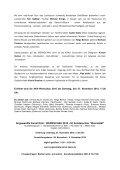 8.11.2010 Presse-Information Punk und Vergänglichkeit - Page 2