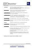 WAWI - Istzeit - EDV-Hausleitner - Seite 7
