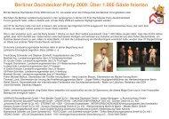 Berliner Dachdecker-Party 2009....pdf - ZVDH