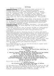 Plenarprotokoll der 3. Sitzung des Plenums vom 11.11