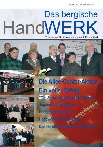 Ausgabe 02 I 2010 - Innung fuer Elektrotechnische Handwerke ...