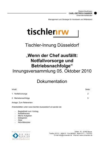 Tischler In Düsseldorf jörg müntz alles in sac
