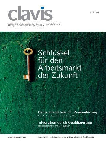 deutschland - Netzwerk Integration durch Qualifizierung
