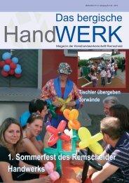 Ausgabe 04 I 2010 - Innung fuer Elektrotechnische Handwerke ...