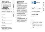 NRWgoes to Japan 2008 - Dr. Reinold Hagen Stiftung