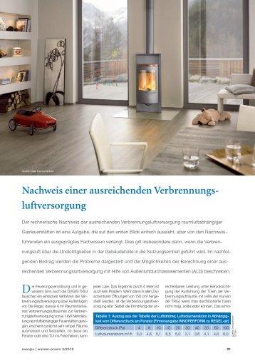 Nachweis einer ausreichenden Verbrennungsluftversorgung (PDF ...