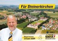 ox Liste 1 - ÖVP Steinerkirchen an der Traun