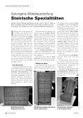 Selber gestalten - Tischlerei Rosenkranz in Rothenthurm - Seite 3