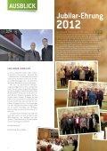 Die WBG aktuell 3/2012 - WBG-Laatzen - Seite 2