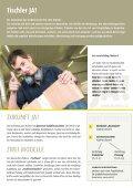 Lehrlingsfolder Tischler/Tischlereitechnik - Talentezone - Seite 2