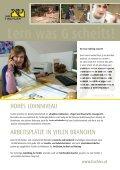 Lehrlingsfolder Tischler/Tischlereitechnik - Talentezone - Seite 3