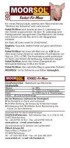 natürlich Ferkel-Fit-Moor Kälber-Fit-Moor Piglet - EMtech Schweiz AG - Seite 3