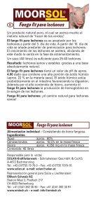 natürlich Ferkel-Fit-Moor Kälber-Fit-Moor Piglet - EMtech Schweiz AG - Seite 7