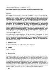 Abschlussbericht Schuelerbefragung Berufsbezeichnungen - BiBB