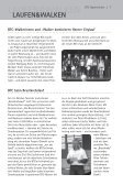 BTC Nachrichten Nr. 94 - Dezember 2008 - Baukauer Turnclub in ... - Page 7