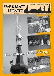 November 2011 - Pfarre Leibnitz