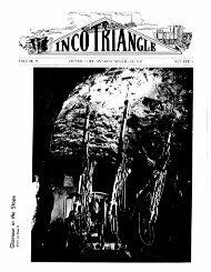 Inco Triangle - Sudbury Museums