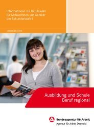 Download-PDF, 5693 kB - planet-beruf regional - Planet Beruf.de