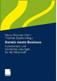 Darwin meets Business - INBAK