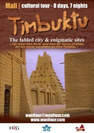 The fabled city & enigmatic sites - Wani Tour