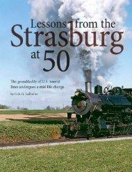 Lessons' mm the - Strasburg Rail Road