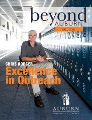 CHRIS RODGER - Auburn University