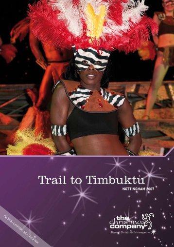 Trail to Timbuktu