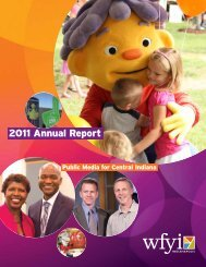 2011 Annual Report - WFYI