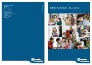 Indesit Kolleksjon 2009-2010