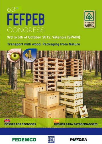 dossier for sponsors dossier para patrocinadores - Timber ...