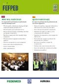 dossier for sponsors dossier para patrocinadores - Timber ... - Page 5