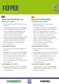 dossier for sponsors dossier para patrocinadores - Timber ... - Page 7