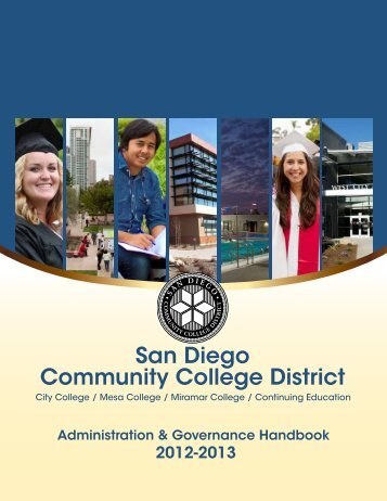 San Diego Community College District Administration