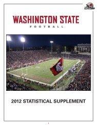 2012 STATISTICAL SUPPLEMENT