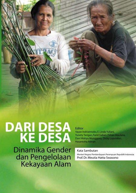 Dari desa ke desa - Center for International Forestry Research