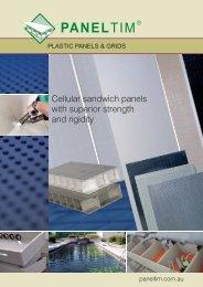 May 2011 Brochure - PanelTim