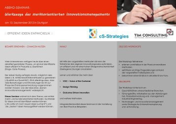 Folie 1 - TIM-Consulting