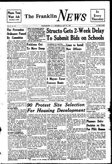 31 - Franklin News-Record